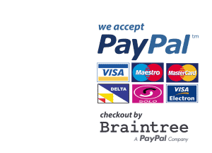 We Accept Secure Online Payments - Nursecall Mats