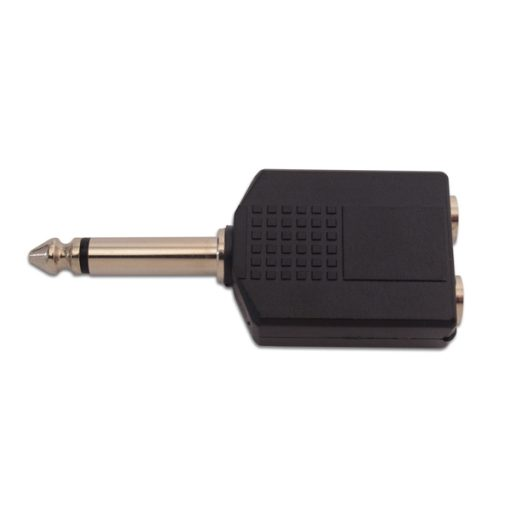 Nurse Call Mono Splitter Adaptor - Single Ring