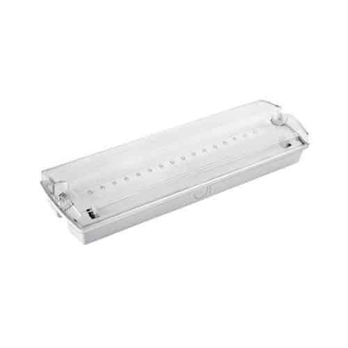3.5W LED Emergency Bulkhead